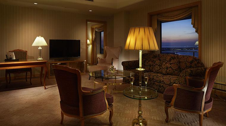 Property AgoraRegencySakai Hotel GuestroomSuite SuiteLivingArea AgoraHospitalitesCoLTD