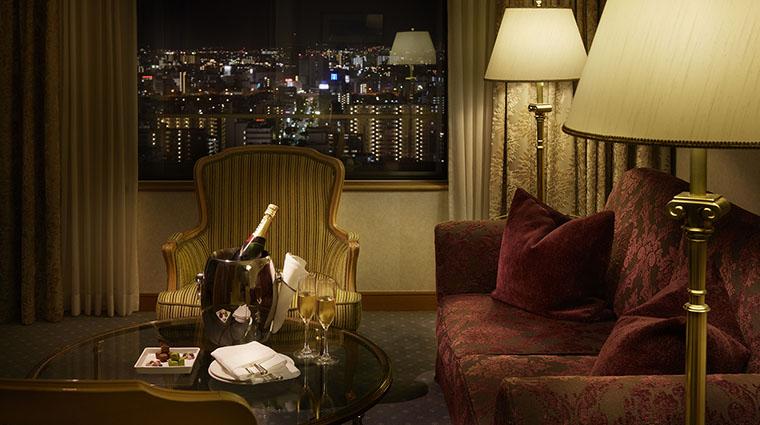 Property AgoraRegencySakai Hotel GuestroomSuite SuiteLivingArea2 AgoraHospitalitesCoLTD