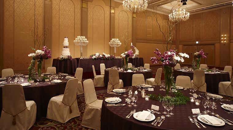 Property AgoraRegencySakai Hotel PublicSpaces RoyalHallBanquet AgoraHospitalitesCoLTD
