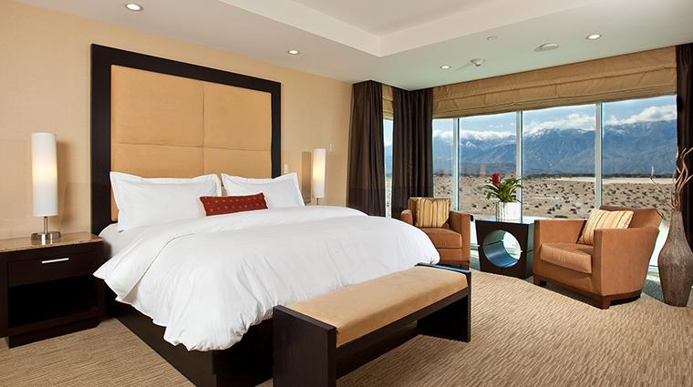 Property AguaCalienteCasinoResortSpa Hotel GuestroomSuite KingSuiteBedroom AguaCalienteCasinoResortSpa