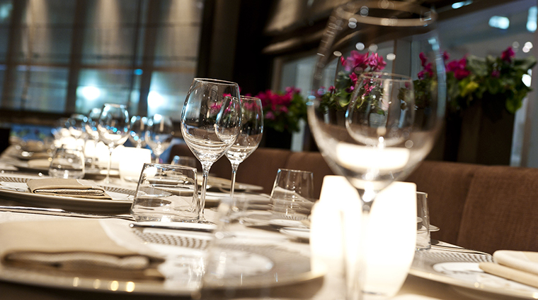 Property AiFiori 4 Restaurant Style TableSettingDetail CreditAltaMareaGroup