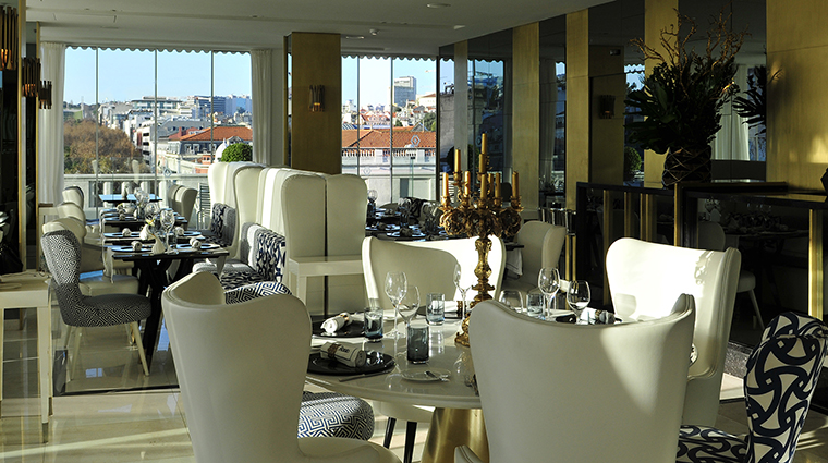 Property AltisAvenidaHotel Hotel Dining RossioRestaurant2 AltisHotelsGroup