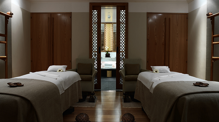 Property AmanSpaattheConnaught Spa TreatmentRoom MaybourneHotelGroup