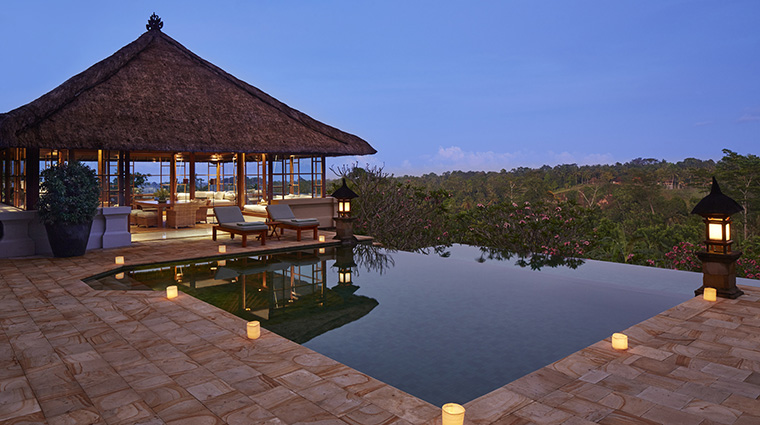 Property Amandari Hotel GuestroomSuite 3BedroomVillaPool AmanResorts