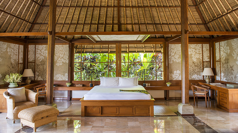Property Amandari Hotel GuestroomSuite SuiteBedroom AmanResorts