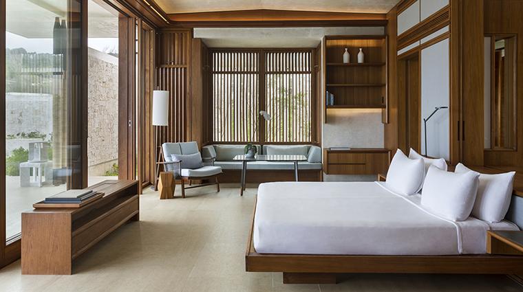 Property Amanera Hotel GuestroomSuite 2BedroomCasaBedroom AmanResorts