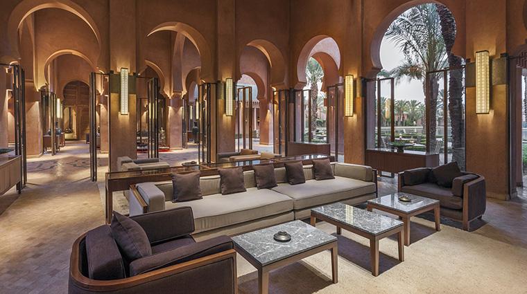 Property Amanjena Hotel BarLounge LobbyLounge AmanResorts