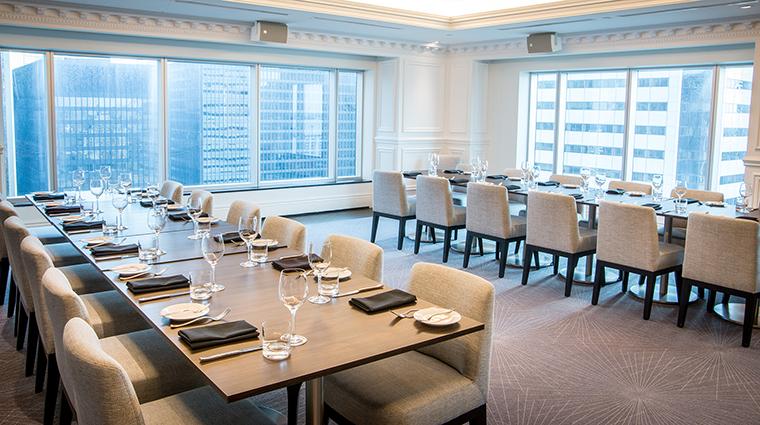Property AmericaRestaurant Restaurant Dining DiningRoom TrumpInternationalHotel&TowerToronto