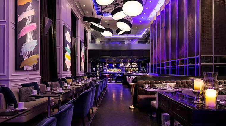 Property AmericaRestaurant Restaurant Dining DiningRoom5 TrumpInternationalHotel&TowerToronto