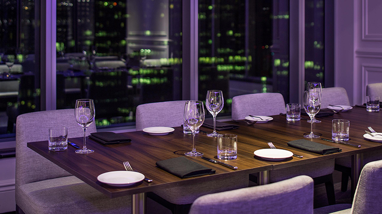 Property AmericaRestaurant Restaurant Dining Loft2 TrumpInternationalHotel&TowerToronto