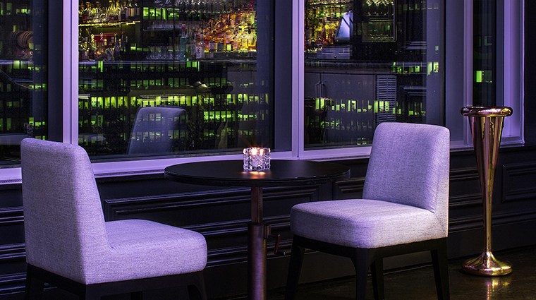 Property AmericaRestaurant Restaurant Dining Seating TrumpInternationalHotel&TowerToronto