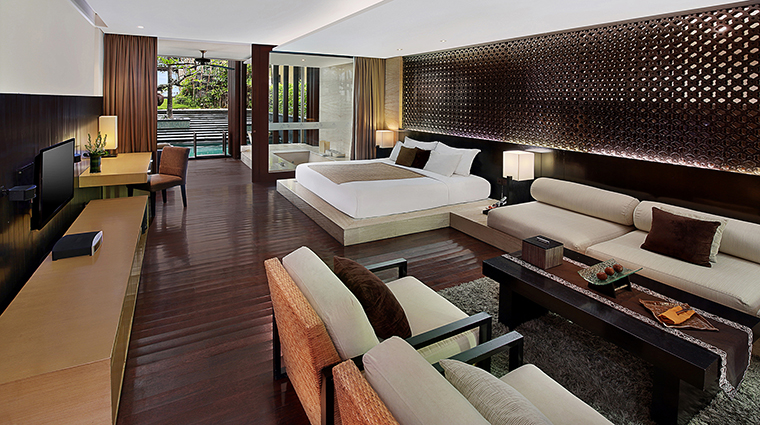 Property AnantaraSeminyakBaliResort Hotel GuestroomSuite AnantaraPoolAccessSuite AnantaraHotelsResorts&Spas
