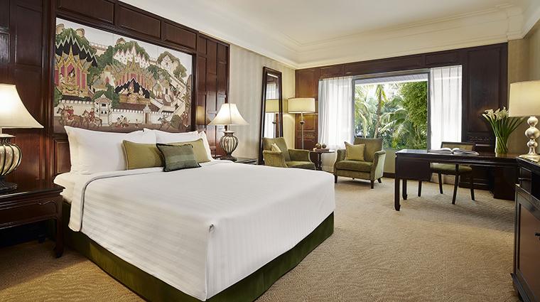 Property AnantaraSiamBangkokHotel Hotel GuestroomSuite DeluxeRoom AnantaraHotelsResorts&Spas