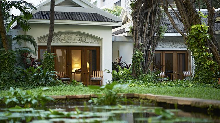 Property AnantaraSiamBangkokHotel Hotel GuestroomSuite GardenTerraceSuite AnantaraHotelsResorts&Spas