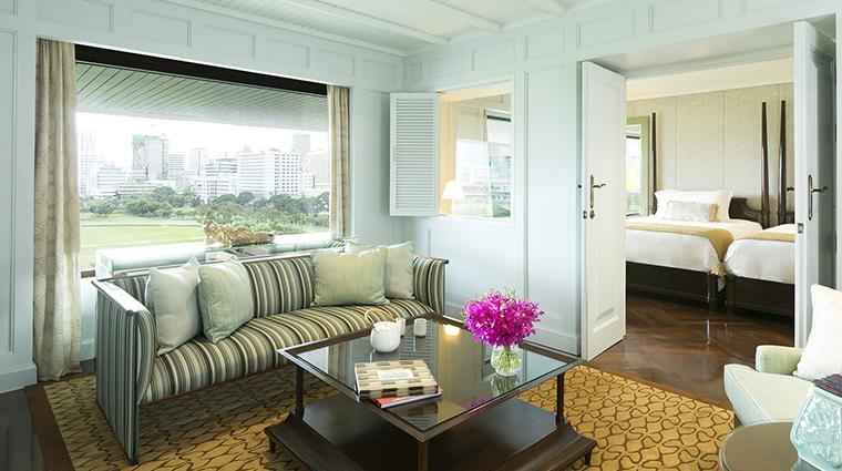 Property AnantaraSiamBangkokHotel Hotel GuestroomSuite JimThompsonSuiteSittingroom AnantaraHotelsResorts&Spas