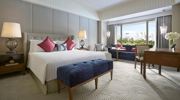 Property AnantaraSiamBangkokHotel Hotel GuestroomSuite PremierKasaraRoom AnantaraHotelsResorts&Spas