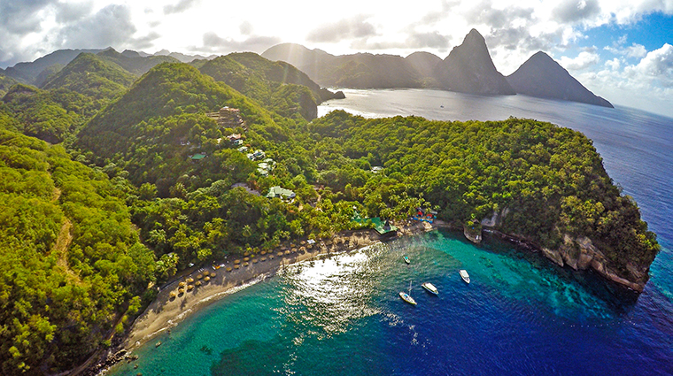 Escape To A St. Lucian Paradise