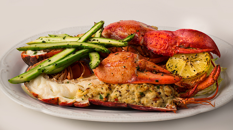 Property AquaKnox Restaurant Dining CrabStuffedMaineLobster TavistockRestaurantsLLC