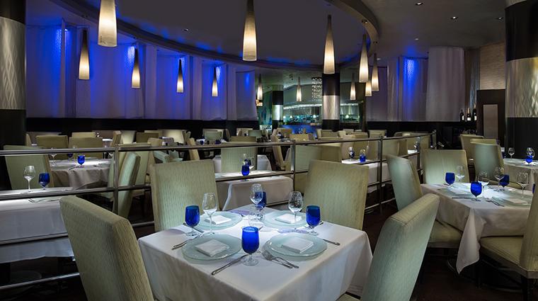 Property AquaKnox Restaurant Dining DiningRoom TavistockRestaurantsLLC