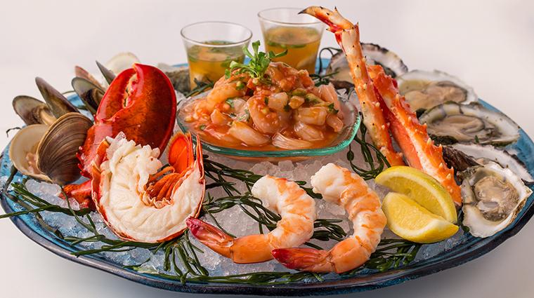 Property AquaKnox Restaurant Dining RawBar TavistockRestaurantsLLC