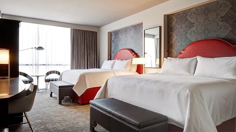 Property ArcherHotelAustin Hotel GuestroomSuite DoubleKingGuestroom LodgeworksPartners