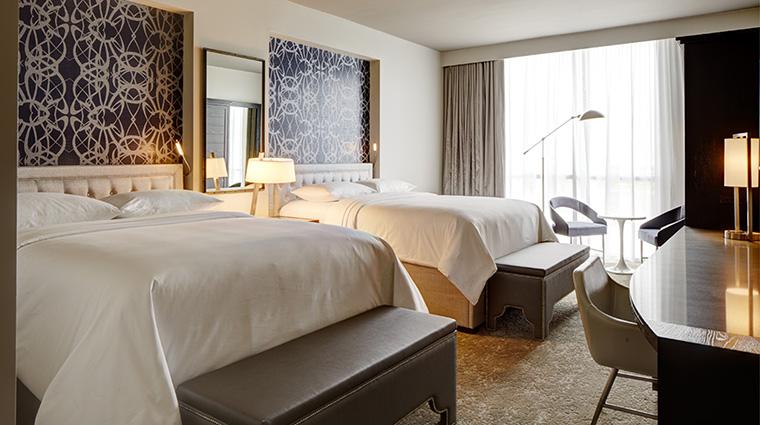 Property ArcherHotelAustin Hotel GuestroomSuite DoubleQueenGuestroom LodgeworksPartners