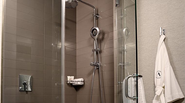 Property ArcherHotelAustin Hotel GuestroomSuite GuestroomBathroom LodgeworksPartners
