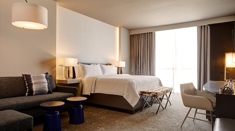 Property ArcherHotelAustin Hotel GuestroomSuite KingSuite LodgeworksPartners