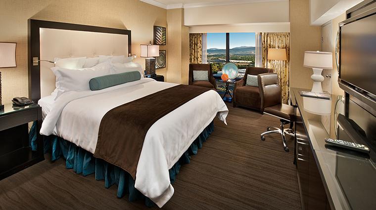 Property AtlantisCasinoResort Hotel GuestroomSuite LuxuryTowerRoom Bedroom CreditAtlantisCasinoResortSpa