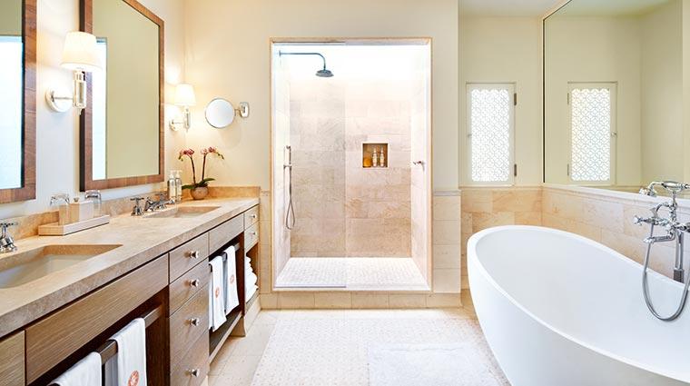 Property AubergeduSoleil Hotel GuestroomSuites Bathroom 2 CreditAubergeduSoleil