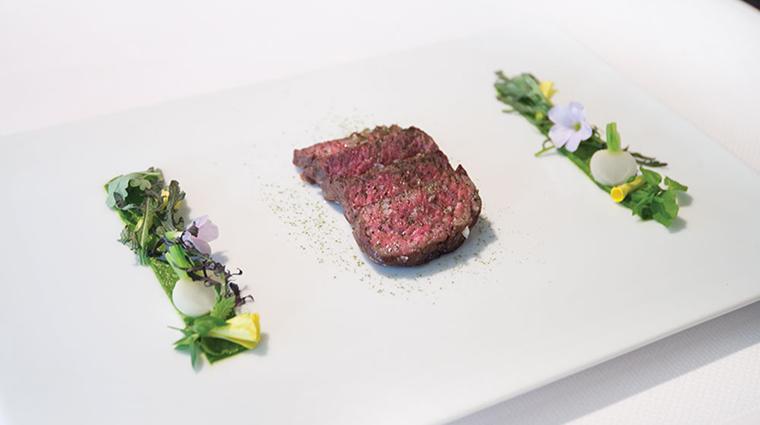 Property Aubergine Restaurant Dining Cuisine4 MirabelHotel&RestaurantGroup