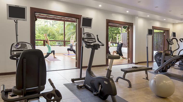 Property AurigaSpa&Fitness Spa FitnessCentre CapellaHotelsandResorts