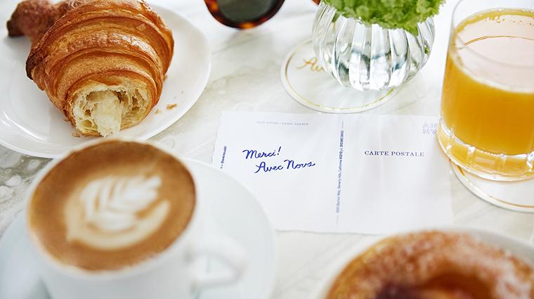 Property AvecNous Restaurant Dining Breakfast ViceroyHotelGroup