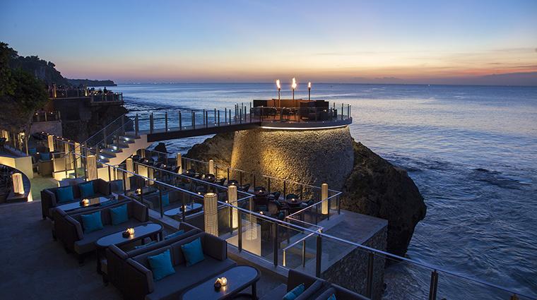 Property AyanaResort&Spa Hotel BarLounge RockBarRoundDeck AyanaResort&Spa