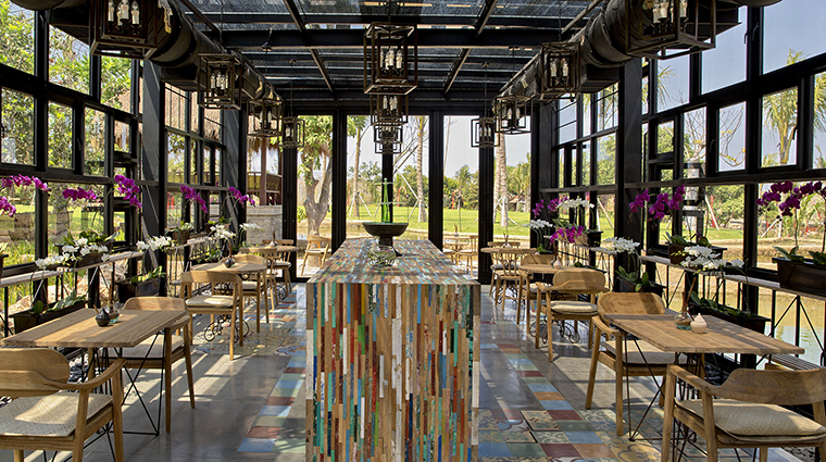Property AyanaResort&Spa Hotel Dining Orchid AyanaResort&Spa
