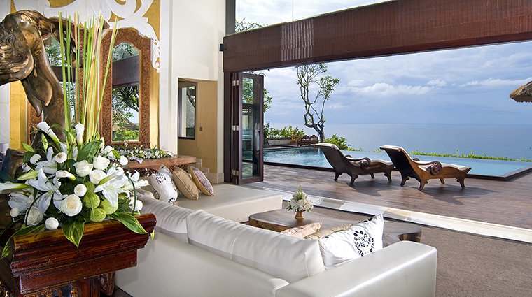Property AyanaResort&Spa Hotel GuestroomSuite VillaLivingRoom AyanaResort&Spa
