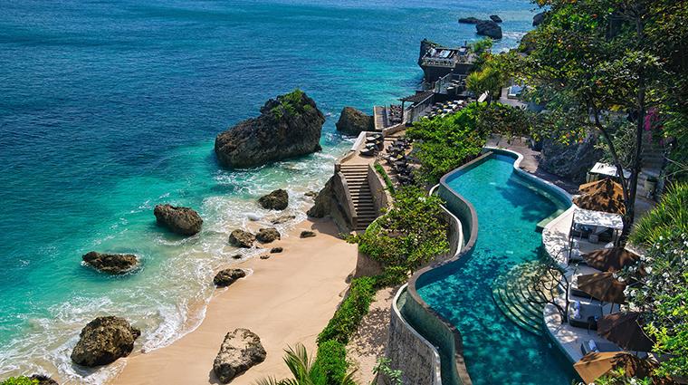 Property AyanaResort&Spa Hotel PublicSpaces OceanBeachPool AyanaResort&Spa