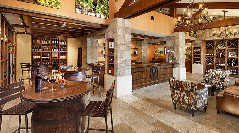 Property BacaraResort&Spa Hotel BarLounge FoleyWineTastingRoom PacificHospitalityGroup