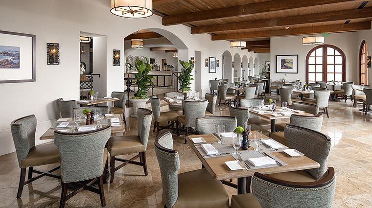 Property BacaraResort&Spa Hotel Dining TheBistrotDiningRoom PacificHospitalityGroup