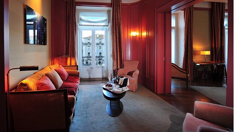 Property BairroAltoHotel Hotel GuestroomSuite Suite BairroAltoHotel