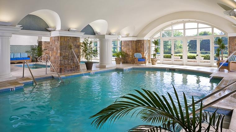Property BallantyneHotel Hotel PublicSpaces IndoorPool TheBallantyneHotelAndLodge