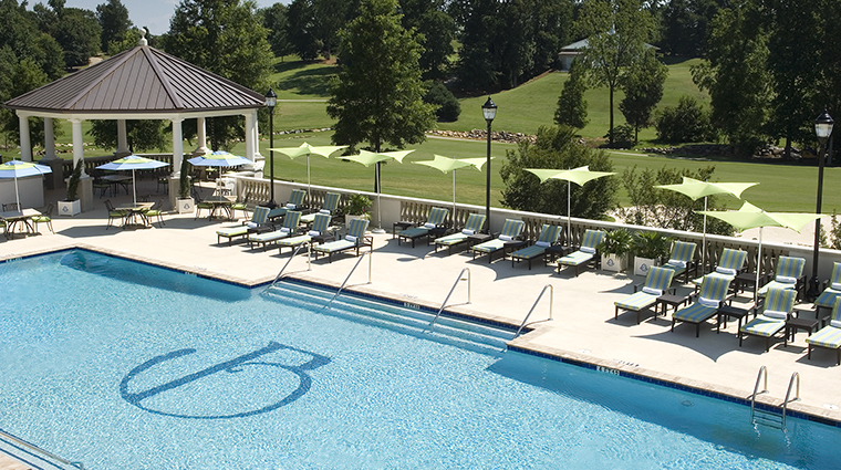 Property BallantyneHotel Hotel PublicSpaces SeasonalOutdoorPool TheBallantyneHotelAndLodge