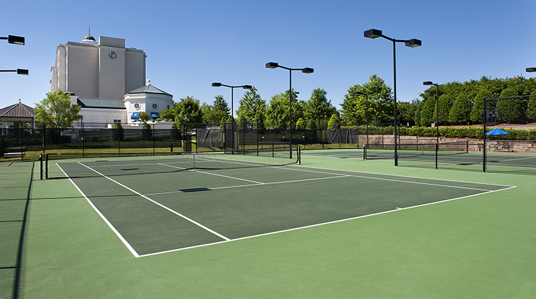 Property BallantyneHotel Hotel PublicSpaces TennisCourts TheBallantyneHotelAndLodge