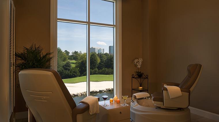 Property BallantyneHotel Hotel Spa PedicureRoom TheBallantyneHotelAndLodge