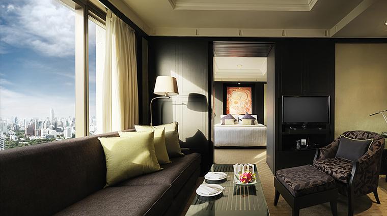 Property BanyanTreeBangkok Hotel GuestroomSuite GroomPremierSuite BanyanTreeHotels&Resorts