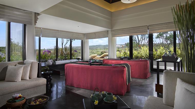 Property BanyanTreeSpaUngasan Spa TreatmentRoom3 BanyanTreeHotels&Resorts