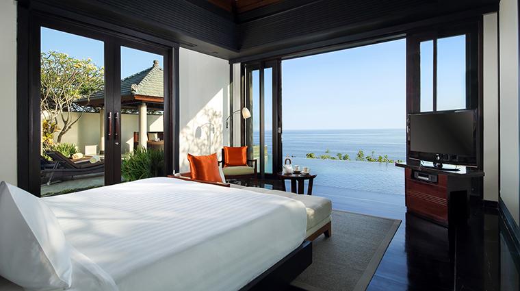 Property BanyanTreeUngasanBali Hotel GuestroomSuite PoolVillaCliffEdgeOceanVIew BanyanTreeHotels&Resorts
