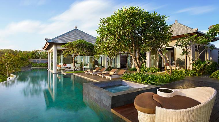 Property BanyanTreeUngasanBali Hotel GuestroomSuite PresidentialSuiteExterior BanyanTreeHotels&Resorts
