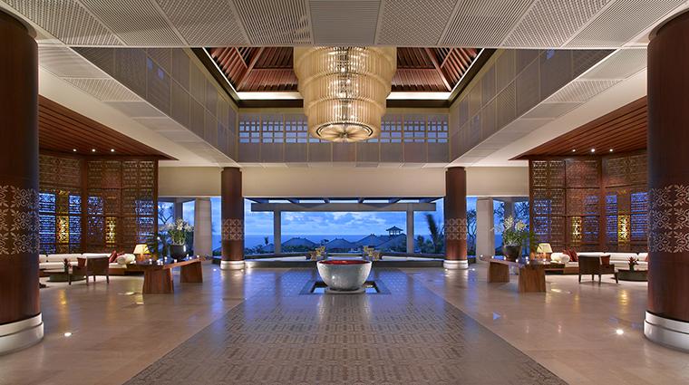 Property BanyanTreeUngasanBali Hotel PublicSpaces Lobby BanyanTreeHotels&Resorts