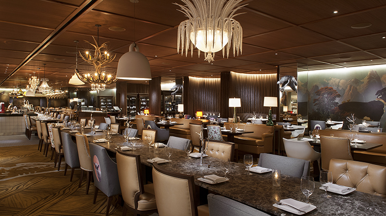 Property BazaarMeat Restaurant DiningRoom SBEHotelLicensingLLC